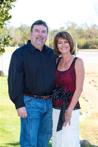 Jennifer and Bob Mims
