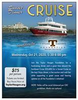 Solaris Dinner Cruise Fundraiser Benefiting Taylor Haugen Foundation