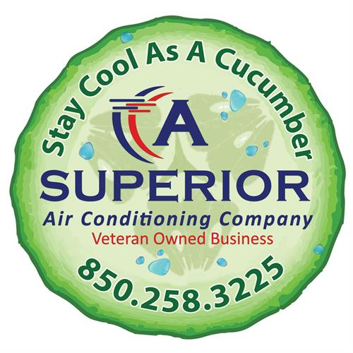 A Superior Air Conditioning Company Logo
