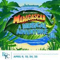 ECTC Kids Present Madagascar – A Musical Adventure JR.