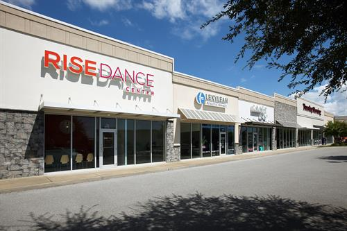 Rise Dance Inline Space at Plantation Commons