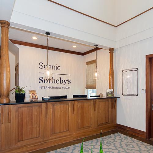 Blue Mountain Beach Office Lobby