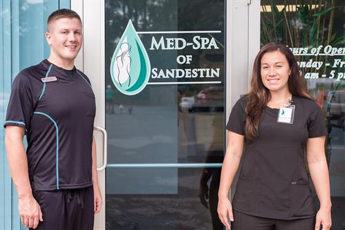 Our massage therapists have world class training and have performed thousands of treatments across Florida