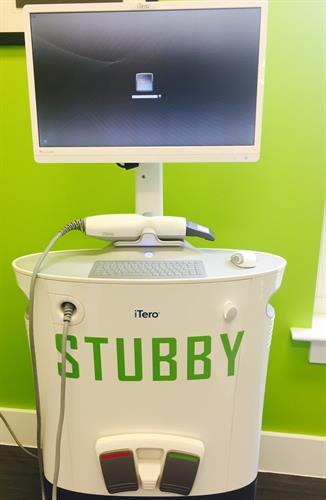 Stubby the Digital Scanner