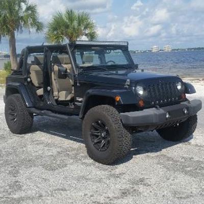 30a Jeep Rentals