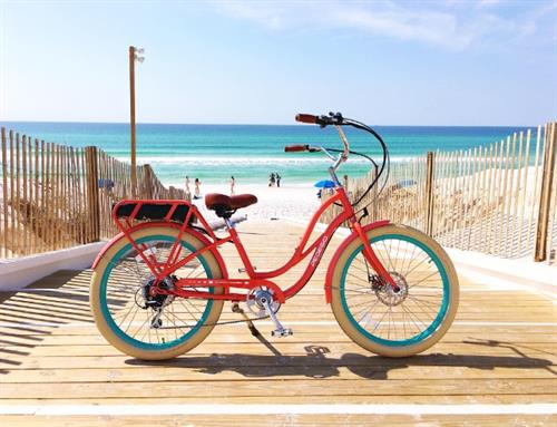Bicycle Tours in 30A