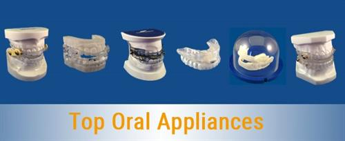 Oral Appliances for Sleep Apnea