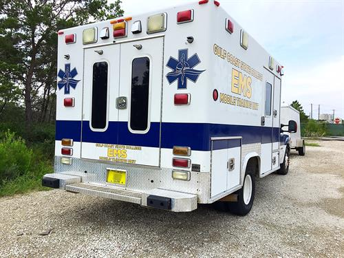 GCSC EMS Graphics - Back Profile