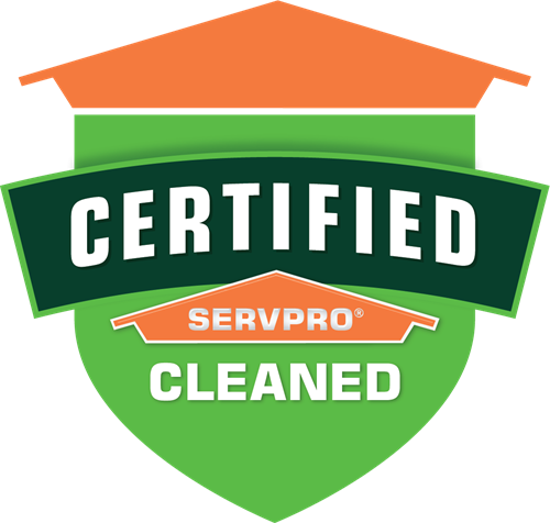 SERVPRO Offers Professional Cleaning Services