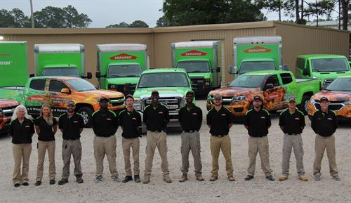 Our SERVPRO Frontline is Hero Ready