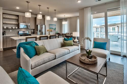 All units sold fully furnished