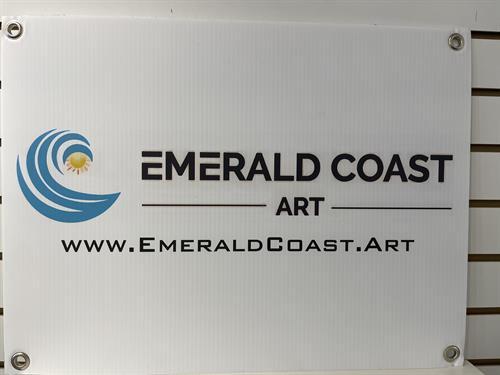 Emerald Coast Art