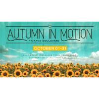 "Grand Boulevard Debuts ""Autumn in Motion"""