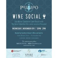 Pescado Seafood Grill and Rooftop Bar Hosts Wine Social with Master Sommelier John Blazon