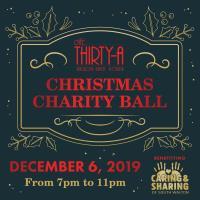 Café Thirty-A Announces Annual Christmas Charity Ball