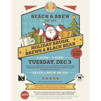 Beach & Brew on 30A to Host Holiday Event Benefiting the Cultural Arts Alliance of Walton County