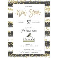 George's at Alys Beach to Host New Year's Eve Dinner