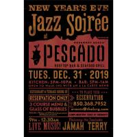 Pescado Rings in 2020 with a Jazz Soirée and Dinner