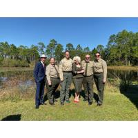 """Topsail Hill Preserve State Park Hosted Annual """"Honoring Veterans: Past, Present and Future"""" Event"""