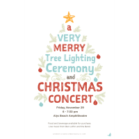 A Very Merry Tree Lighting Ceremony & Christmas Concert at Alys Beach Amphitheater
