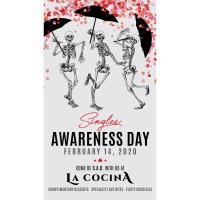 Singles Awareness Day at La Cocina Offers a Fun Alternative to a Valentine's Date Night