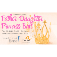 The Arc of the Emerald Coast Hosts Father-Daughter Princess Ball