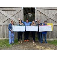 Hannah Martin's Sixth Annual Birthday Bash, La Lumière: Madly Giving, Raises $50,000 for Local Chari