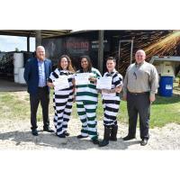 First Female Class Graduates Welding Program at Walton County Jail, Earn AWS Certification