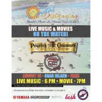 Legendary Marine Presents Coastal Distancing Entertainment Tour