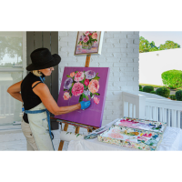 J.Leon Gallery + Studio Debuts Four New Artists at Sip N' Stroll Event