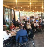 Annual Thompson 31Fifty Winery dinner at Crust benefited ECCAC