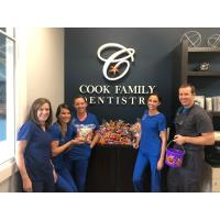 Supporting the Troops is Sweet! Local dentistry practice partners with Operation Gratitude through candy donations