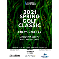 Walton Area Chamber of Commerce Announces Fifth Annual Spring Golf Classic