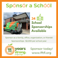 Food For Thought - Sponsor a School