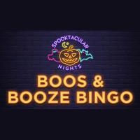 Friday, October 29th Spooktacular Nights Boos & Booze Bingo: Pub Crawl & Concert