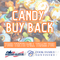 Supporting the Troops is Sweet! Local dentistry practice partners with Operation Gratitude through c