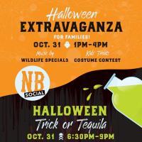 Halloween Extravaganza NB Social