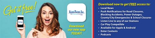 Make sure you download our APP!