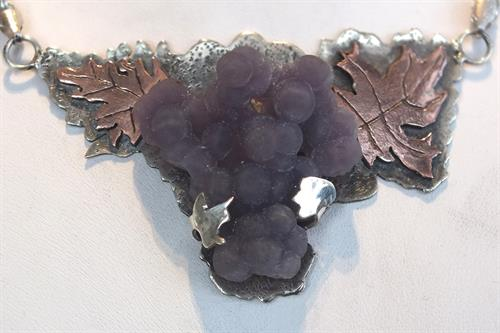 Grape Agate from Indonisia