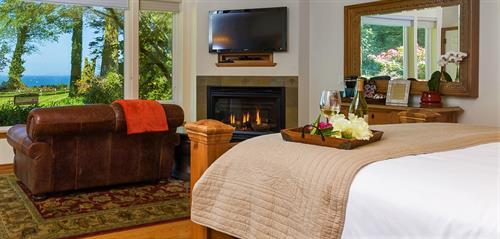 Luxury King Accommodations
