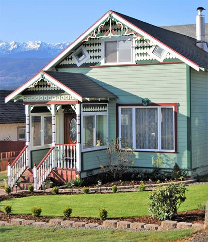 Port Angeles Vacation Rental: Near Entrance to Olympic Park and Victoria BC Ferry