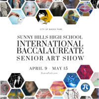 Sunny Hills International Baccalaureate Senior Art Show