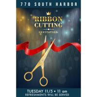 770 South Harbor Apartments Ribbon Cutting