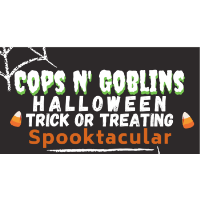 Buena Park - Cops N' Goblins: Halloween Trick or Treating