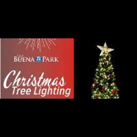 Buena Park Christmas Tree Lighting
