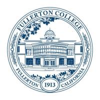 Fullerton College Virtual Career Fair