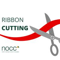 J Med Supply Ribbon Cutting