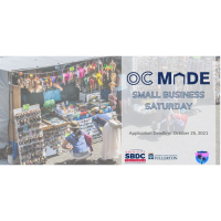 OC Made - Small Business Saturday