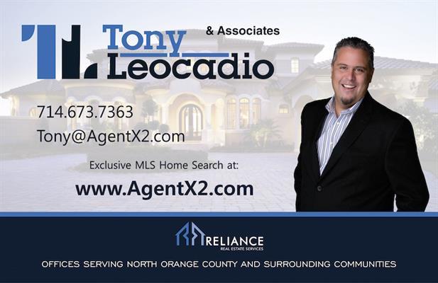 Tony Leocadio & Associates - Reliance Real Estate Services
