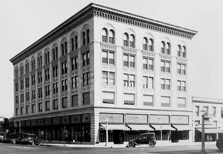 Historic Chapman Building Fullerton CA